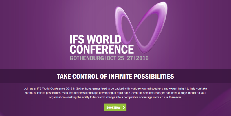 IFS World Conference 2016