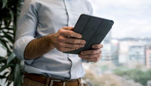 construction integration tablet