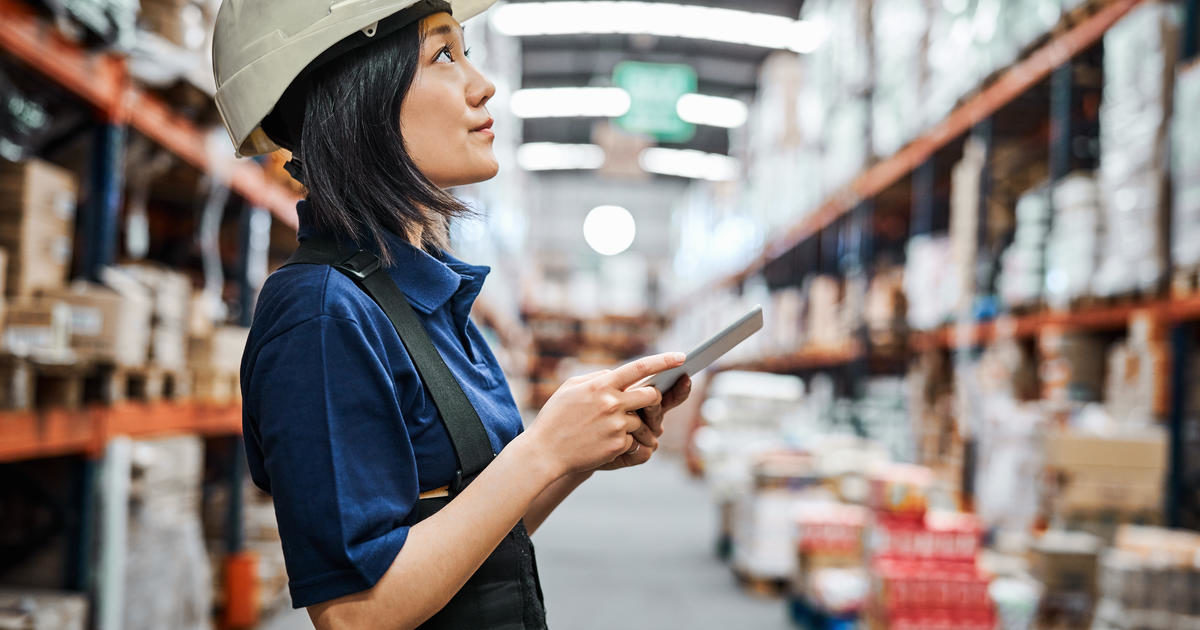 warehouse supply chains