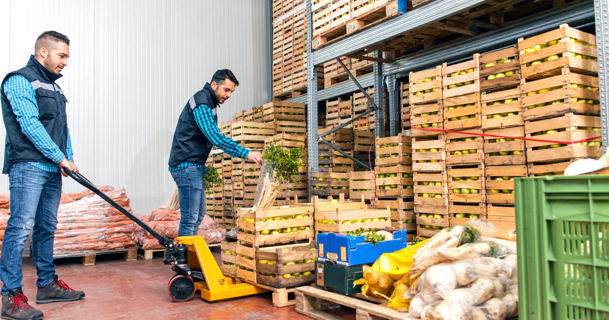 food and beverage supply chains