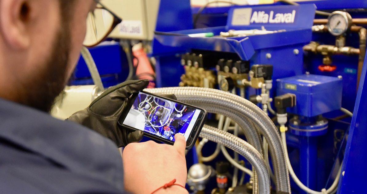 Alfa Laval Remote Assistance