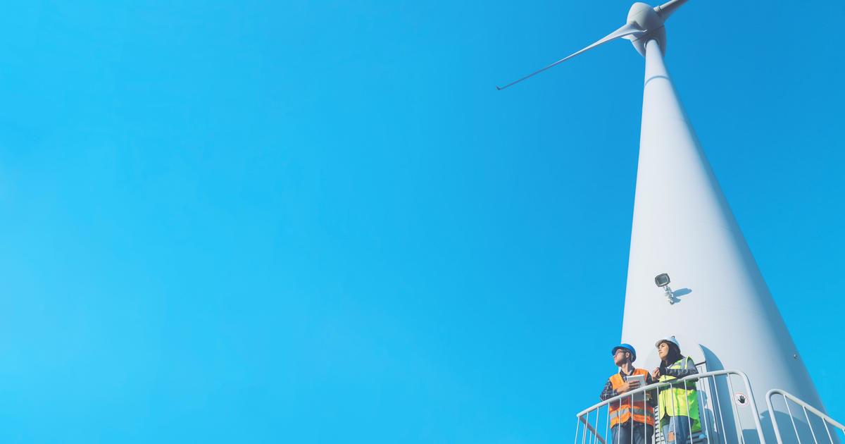 Renewable Energy with IFS