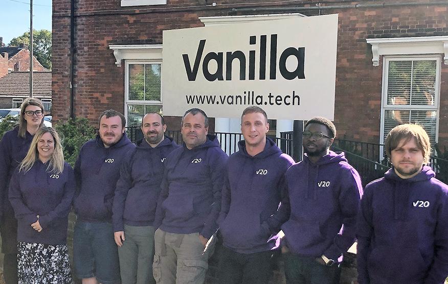 IFS Partner Vanilla