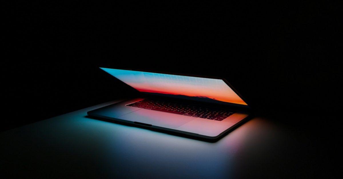 IFS Applications laptop